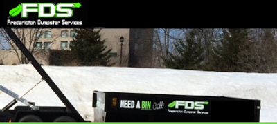 Fredericton Dumpster Services