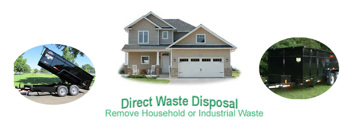Roll Off Dumpster Bin Rental in London, ON by Direct Waste Disposal