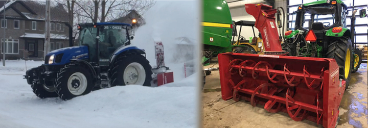Snow Removal & Ice Management in Owen Sound, Port Elgin and Southampton.