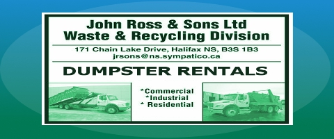 John Ross and Sons Ltd - Waste and Recycling Division