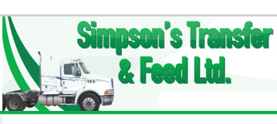 Simpson's Transfer & Feed Ltd.