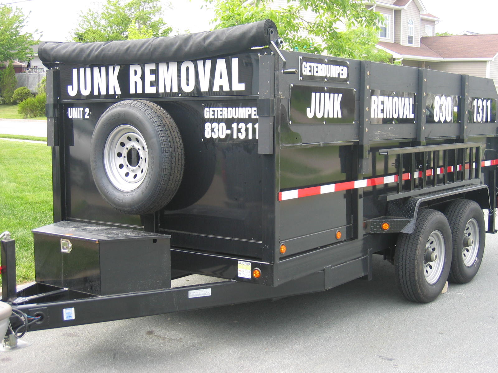 GETERDUMPED JUNK REMOVAL