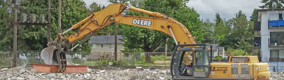 Demolition & Debris Removal